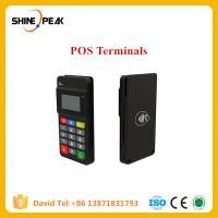 Buy cheap Portable POS Machine, Bill Printer, Mobile Payment Terminal Handheld from wholesalers