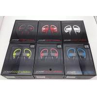 China 2015 Beats by dr dre Powerbeats 2 Wireless Earphone with mic bluetooth In-ear Headphone on sale