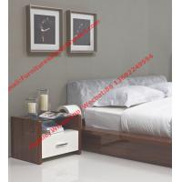 Buy cheap Modern italian fabric upholstery pad for gloss bedroom furniture by bed and from wholesalers