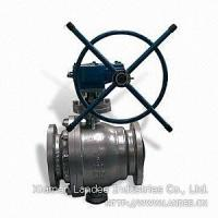 Buy cheap Trunnion Ball Valves from wholesalers