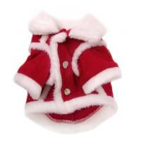 Buy cheap Fashionable Christmas dog clothes from wholesalers