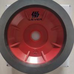 Buy cheap glass shape edge and bevel machine 4'' 5 6'' 7'' resin bonded diamond wheel from wholesalers
