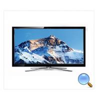 Buy cheap High Resolution 55 Large Flat Screen TV 450 cd/m2 With 6 ms Response Time from wholesalers