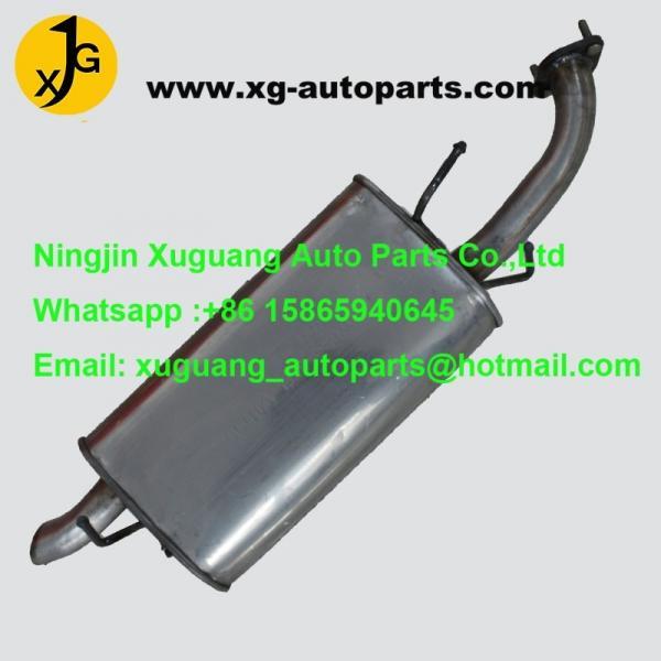 Chevrolet Spark Hyundai Accent Sonata Exhaust Muffler