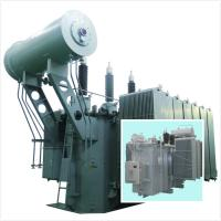 Buy cheap Economic Power Distribution Transformer Electrical Power Transformer 35kV - 12500 KVA from wholesalers