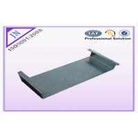 Buy cheap Galvanized Metal Sheet Bending Parts for Vacuum Machineolysis Equipment from wholesalers
