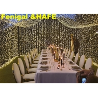 Buy cheap 3m Party Wedding Lighting Strips IP46 Led Cluster Lights from wholesalers