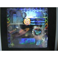 Buy cheap Security 3D Hologram Sticker Label , Customized Logo Tamper Evident Labels from wholesalers