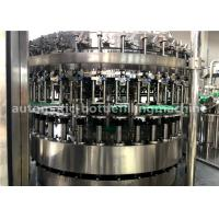 Buy cheap 8000B / H Auto Glass Bottle Filling Machine For Pepsi / Cola / Fanta Soft Drinks from wholesalers