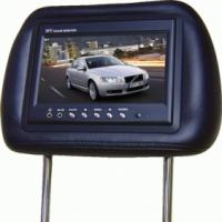 Buy cheap 6.2'' touch screen car headrest monitor with gps built-in bluetooth from wholesalers
