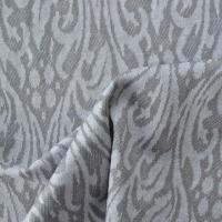 Buy cheap Dual-mercerized Linen Knitted Fabric, Made of Cotton, 21/79 Jacquard Apparel product