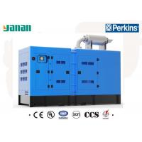 Buy cheap Silent Type Water Cooled Diesel Generator Moisture Proof With High Grade Steel Cabinet from wholesalers