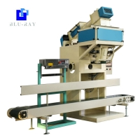 Buy cheap 10kg-50kg Cement Flour Toner Silica Kaolin Powder Potato Starch Packing Machine from wholesalers