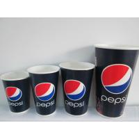 Buy cheap High quality disposable FDA approved cold drinking paper cups from wholesalers