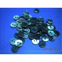 Buy cheap Black MOP Shell Buttons 2 Holes from wholesalers