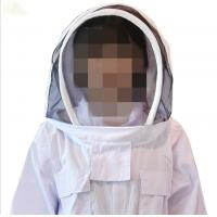 Buy cheap Customized Bee Sting Proof Clothing , 100% Cotton Beekeeping Jacket And Veil from wholesalers