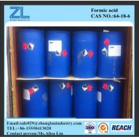 Buy cheap leather industry use formic acid from wholesalers