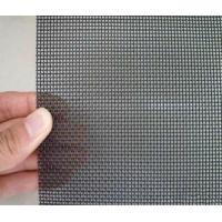 Buy cheap Alkalinity-resistance 16X16 stainless steel flyscreen for aluminium insect screen door from wholesalers