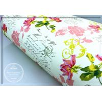 Buy cheap Pretty Rose Scented Drawer Liners Sheet With Custom Printed from wholesalers