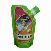 Buy cheap Printed Packaging Bag, Applied in Liquid Contents, Dried Foods and Other Industry Use from wholesalers