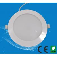 Buy cheap IP54 Ultra Thin Round LED Flat Panel Light Ceiling Downlight Barthroom Kitchen Hotel from wholesalers