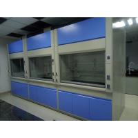 Buy cheap CE Approved Laboratory Fume Cabinet Fuming Cupboard All Steel Standard Design Integrated Type Lab Fume Hood from wholesalers