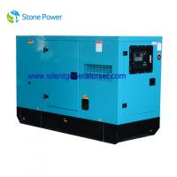 Buy cheap Efficient PERKINS 60kva Diesel Generator 50HZ Frequency AC Three Phase Output from wholesalers