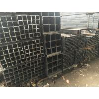 Buy cheap SGS certified Q345 Square Steel Pipe , Seamless S275JR Black Square Tubing from wholesalers