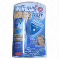Buy cheap Tooth White Light/Whitening Kit, Easy to Maintain from wholesalers