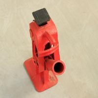 Buy cheap Competitive price 5t-15t mechanical floor jack for sale from wholesalers