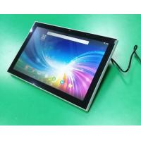 Buy cheap 10 Touch Screen Panel PC with front NFC reader, RS485 for Smart time attendance from wholesalers