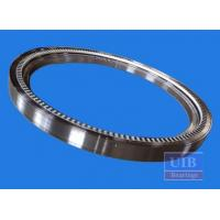 Buy cheap Anti Friction Greased Slewing Ring Bearing Cross Roller Support 148mm High Temperature from wholesalers