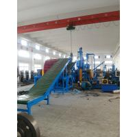 Buy cheap High Efficiency Used Tires Recycling Machine Separate Steel And Fiber , 500kg/hr from wholesalers