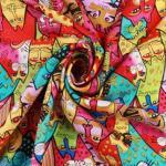 Buy cheap Custom Printed100%PureSilkSatin Scarves from wholesalers