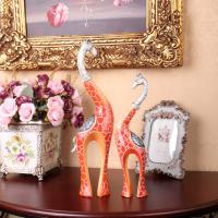 Buy cheap Resin couple deer product