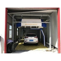 Buy cheap G8  Single Arm 4.5 Minutes Touchless Car Wash Machine from wholesalers