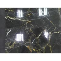 Buy cheap Best Price China Black Golden Flower Nero Portoro Marble Slabs, China Black Marble Slabs Tiles from wholesalers