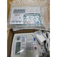 Buy cheap Multi Tariff Single Phase Kwh Meter Microgrid System Prepaid Electricity Meter from wholesalers