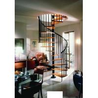 Buy cheap NEW steel spiral staircase with low price from wholesalers