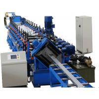 Buy cheap PLC Industrial Computer Control CZ Purlin Roll Forming Machine 15 T Weight from wholesalers