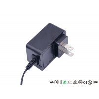 Quality UL Certificate USA Plug 12V 1A AC DC Power Adapter For Router for sale
