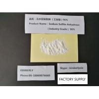 Buy cheap Industrial Grade Odorless Sodium Sulfite powder Water Treatment Melting Point 33.4 °C from wholesalers