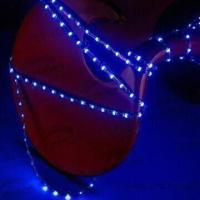 Buy cheap Waterproof Blue Flexible LED Strip with 300pcs 5050 SMD LEDs from wholesalers