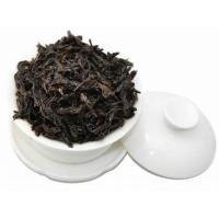 Buy cheap Lightly Reddish Brown Color Big Red Robe Tea , Clean Flower Aroma Loose Leaf Oolong Tea from wholesalers