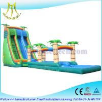 Buy cheap Hansel High Quality Game Inflatable Slide ,Customized Giant Inflatable Slide For Sale from wholesalers