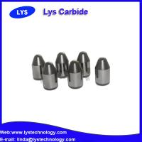 Buy cheap DTH button,tungsten carbide teeth,tungsten carbide spherical button, carbide button inserts/bits, carbide button tips from wholesalers