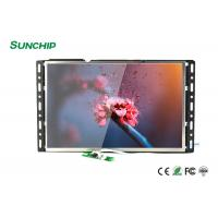 China 10.1 Inch Ultra Bright Open Frame TFT High Brightness touch Screen LCD Display digital signage support Android Linux on sale