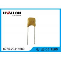 Buy cheap Square and round shape 60 v PPTC Thermistor, pptc resettable fuse for Transformers from wholesalers