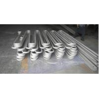 Buy cheap Stainless Steel U Bend Tube, Eddy Current Test, Hydrostatic Test , Ultrasonic Test , ASTM A688, A789, A213 / SA213 from wholesalers