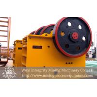 Buy cheap Mining Jaw Crusher Granite Mineral Beneficiation Process Industrial from wholesalers